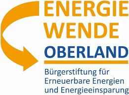 Logo Energiewende Oberland - Bürgerstiftung für Erneuerbare Energien und Energieeinsparung