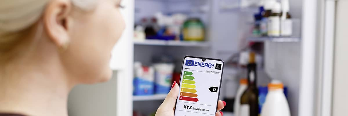 EU-Label Energiesparen im Haushalt