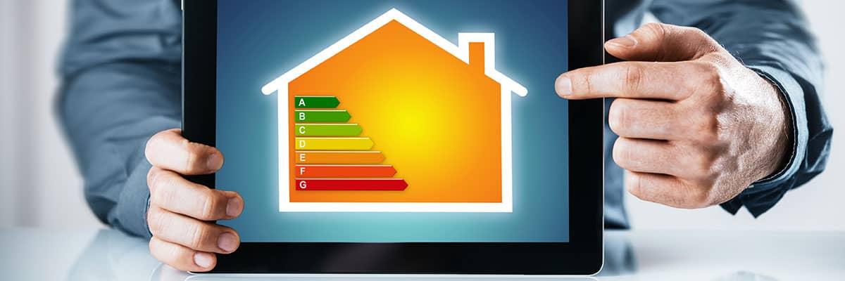 Energie Label Haus Verbrauch