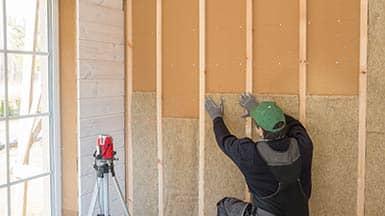 Sanierung: Innenraum dämmen