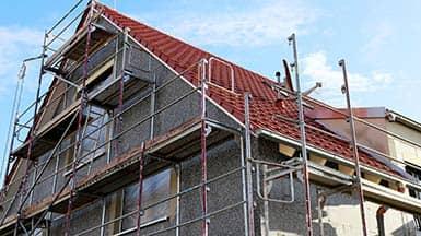 Fassadendämmung