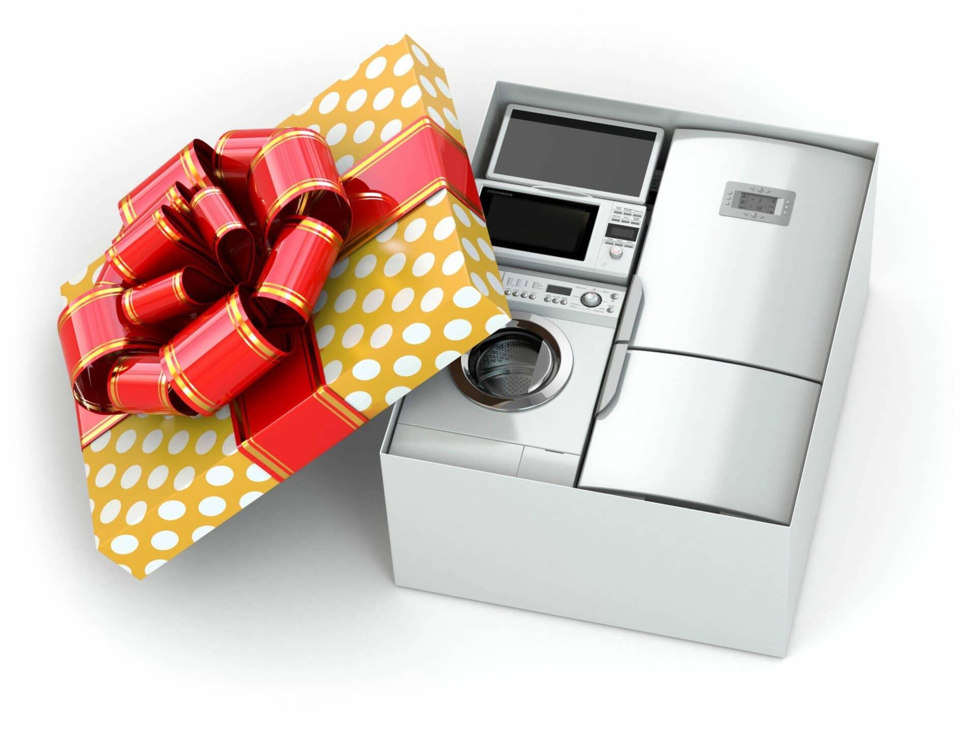 Geschenkboxen Geräte